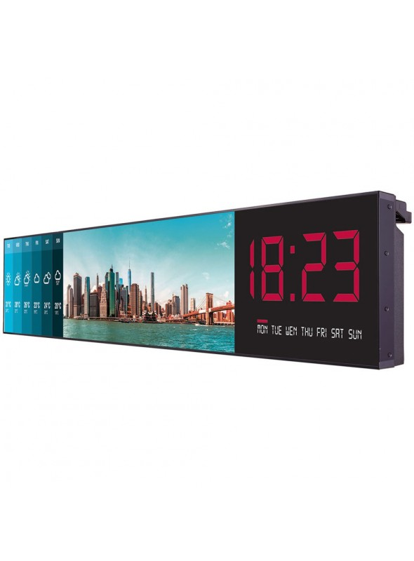 """Monitor Stretched LG 86"""" 86BH5C"""