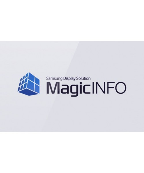 Licencia MagicInfo Server para I Player